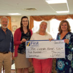 First National Bank Supports Lincoln Home