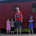 Healthy Kids Play Group Visits Boothbay Railway Village