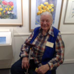 Artist Maude Olsen Celebrates 95th Birthday