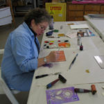 Nontoxic 'Green' Printmaking Classes in July, August