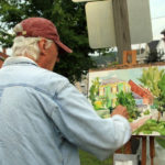 Maine Art Gallery to Host 'Paint Wiscasset' Plein Air Event