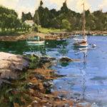 Points of View Art Auction at Oak Point Farm