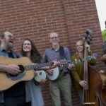 Sandy River Ramblers in Round Pond Concert