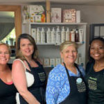Organic Skin Care Training at Blissful Touch