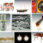 'Vintage Accents' Online Auction Through July 10