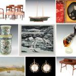 'Vintage Accents' Online Auction Through July 10