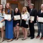 Whitefield Lions Club Awards Six $1,000 Scholarships