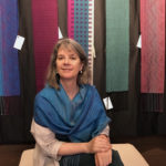 Amy Smith's Woven Art at Stable Gallery