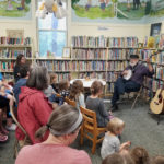 Young and Old Voices Join Maine Folk Singer Bill Berlinghoff