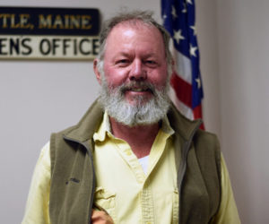 Third-term Newcastle Selectman Christopher Doherty plans to resign after missing the board's last nine meetings during a leave of absence to help his son build a house in Colorado. Doherty plans to send a letter of resignation to Select Chair Brian Foote on Aug. 21. (LCN file photo)