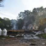 Barn Fire Claims 6,000 Poultry in North Waldoboro