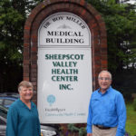 Sheepscot Valley Health Center Dedicates Building to First Physician
