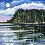 Artist Susan Bartlett Rice Exhibits at Newcastle Realty