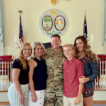 Brandon Pitcher Promoted in South Carolina National Guard