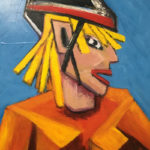 'On the Comic Side' Exhibit at Philippe Guillerm Gallery