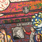 'Democracy and Its Discontents' Art Reception at Hurricane Gallery