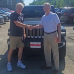 Bristol Area Lions Golf Tournament Prize is a New 2019 Jeep Cherokee
