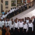Haitian Youth Choir on 24-city U.S. Tour