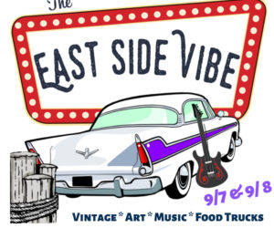 The East Side Vibe Vintage Arts & Music Festival is part of Boothbay Harbor Fest.