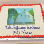 Jefferson Historical Society Celebrates 150th Birthday of Old Town House