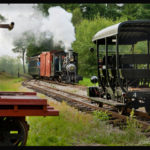Historic Narrow Gauge Railway Celebrates 30 Years in Preservation
