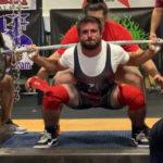 Zaccadelli Breaks RPS World Record in Bench Press