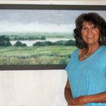 Salt Pond Studio Exhibits Jane Herbert's Mellow Side of Maine