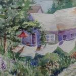Saltwater Highlights Three Watercolorists