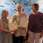 Topsham Garden Club Recognized at Damariscotta Event