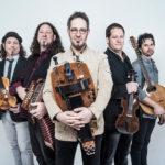Quebec Folk Heroes Le Vent du Nord in Concert Aug. 23