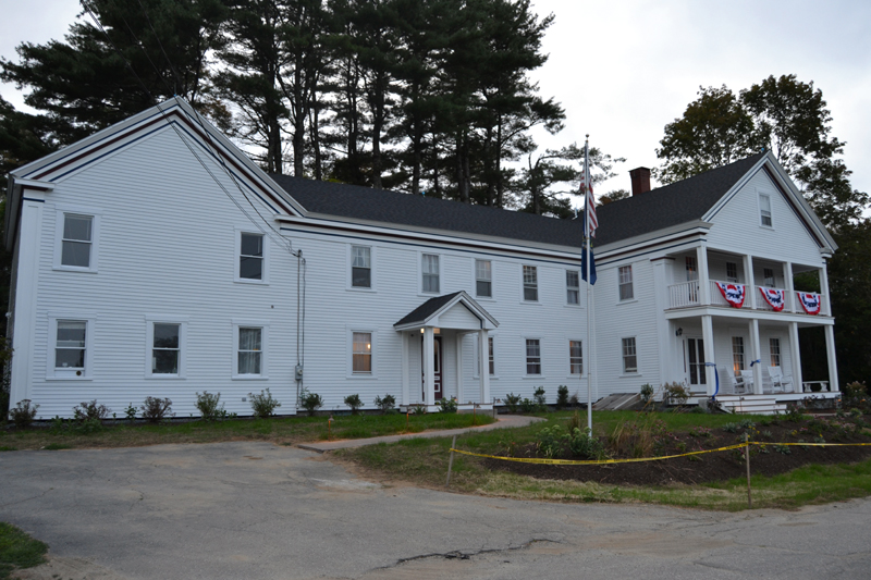 After an extensive renovation, The Tipsy Butler is open for business under new ownership. The bed-and-breakfast is at 11 High St. in Newcastle. (Maia Zewert photo)