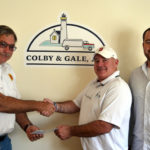 Colby & Gale Raises Over $10K for Boothbay Fire Department