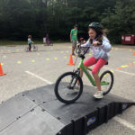 Nobleboro Central Students Learn How to Cycle Safely
