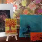 Fall Items on Exhibit at Saltwater Artists Gallery