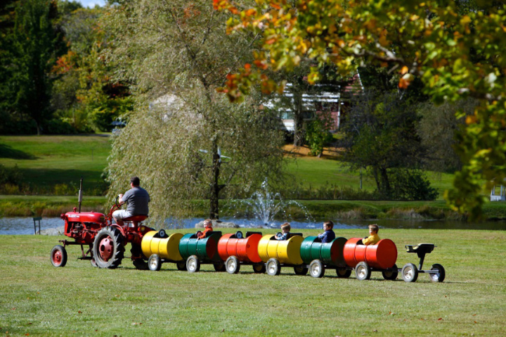 The sixth annual Family Harvest will take place this weekend, Saturday and Sunday, Sept. 21 and 22 from 10 a.m. to 4 p.m.