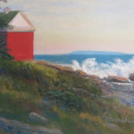 Bristol Artists Hannah and Walker Show at Pemaquid Art Gallery