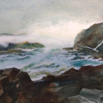 Ineson and Thelander Exhibit at Pemaquid Art Gallery