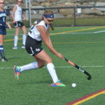 Oceanside Grounds Eagles in LA Homecoming Field Hockey Action