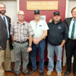 Legislators, Lobstermen Meet with Attorney General Frey