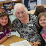 Nobleboro Central Students Meet Their Senior Buddies
