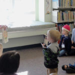 Story Time with Miss Paula at Library