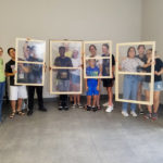 LA Students Build Window Inserts for CHIP Community Cares Day