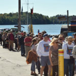 Around 2,500 Pack the Dock for Pemaquid Oyster Festival