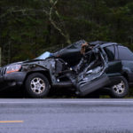 SUV Rear-Ends Box Truck on Route 1, Minor Injuries