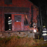 Fire at Former Agway Store in Waldoboro Intentionally Set