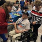 Honor Flight Maine Veterans Receive Heroes' Homecoming