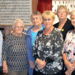 Wiscasset American Legion Auxiliary Installs 2019-2010 Officers