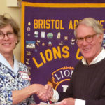 Bristol Area Lions Learn About Inn Along The Way
