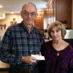 Bristol Area Lions Donate $500 to ElderCare Network