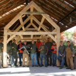 Fall Timber Frame Construction Workshop is Oct. 11-14